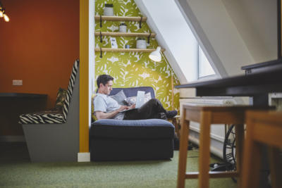 Crowdcube office remote working