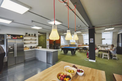 Crowdcube office space
