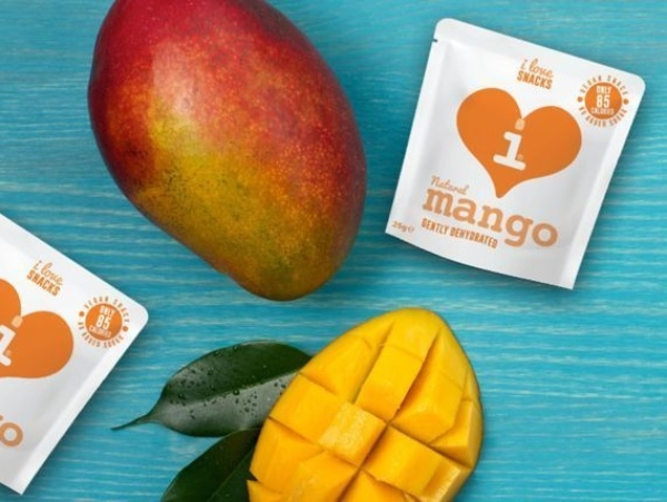 I Love Snacks Mango