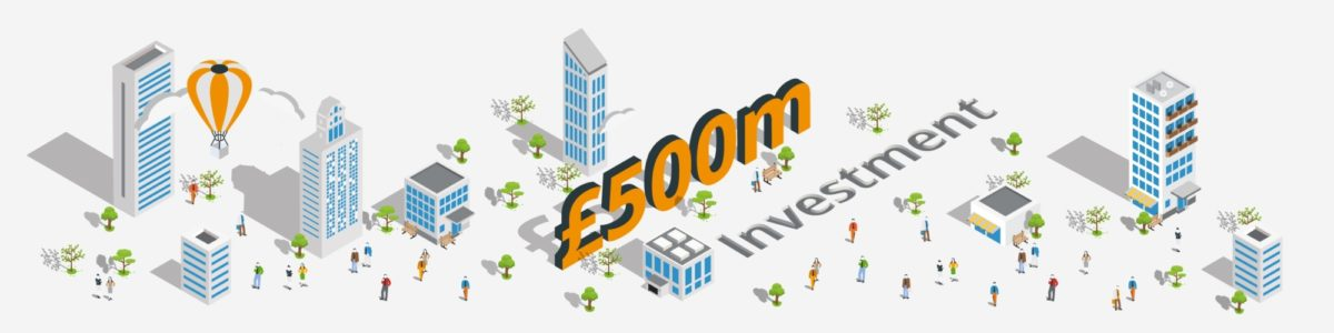 £500m investment pledged on Crowdcube